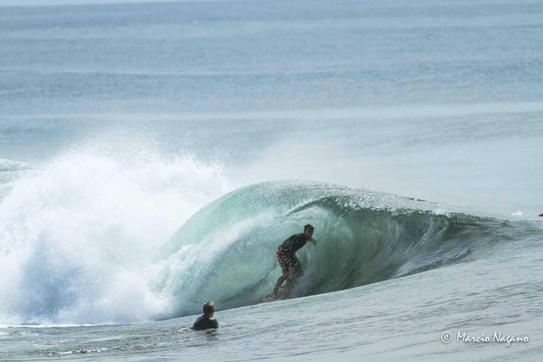 Legendary Surf Break In Keramas The Perfect Wave