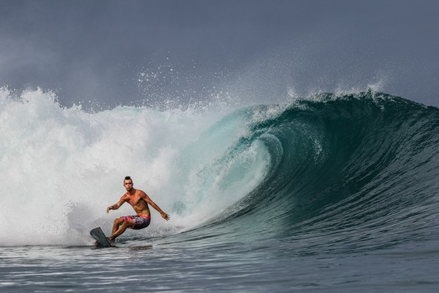 Jarrod Sorley, Mentawai June onboard the Oasis (1)