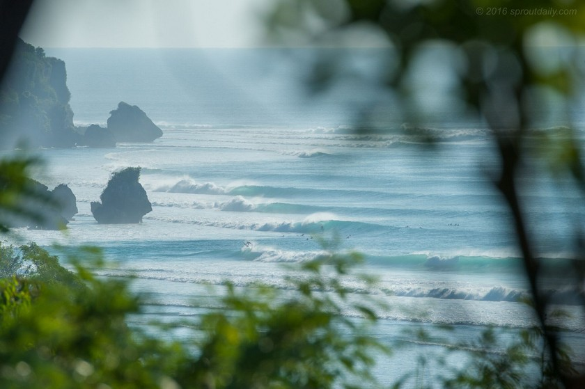 So many surf options 5 mins from Hidden Valley
