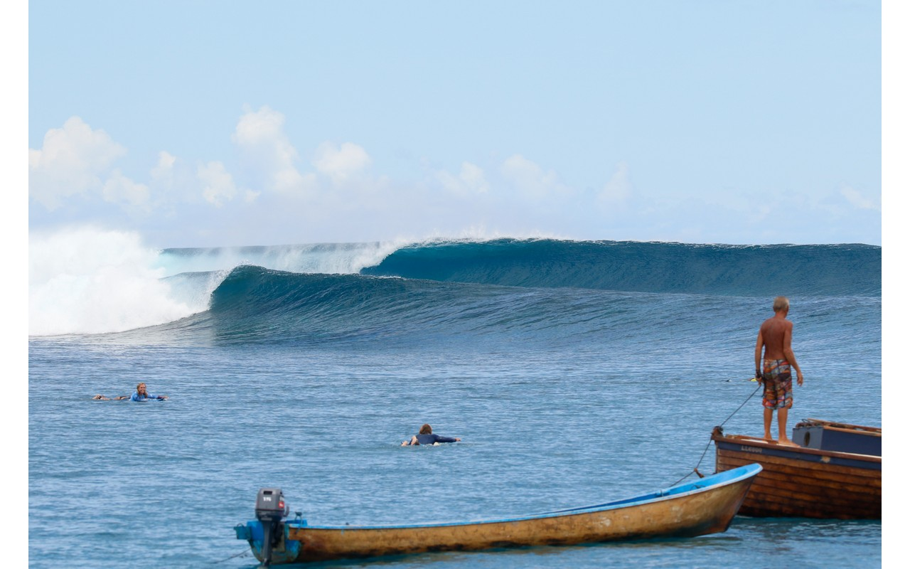 Time to head to Indo?