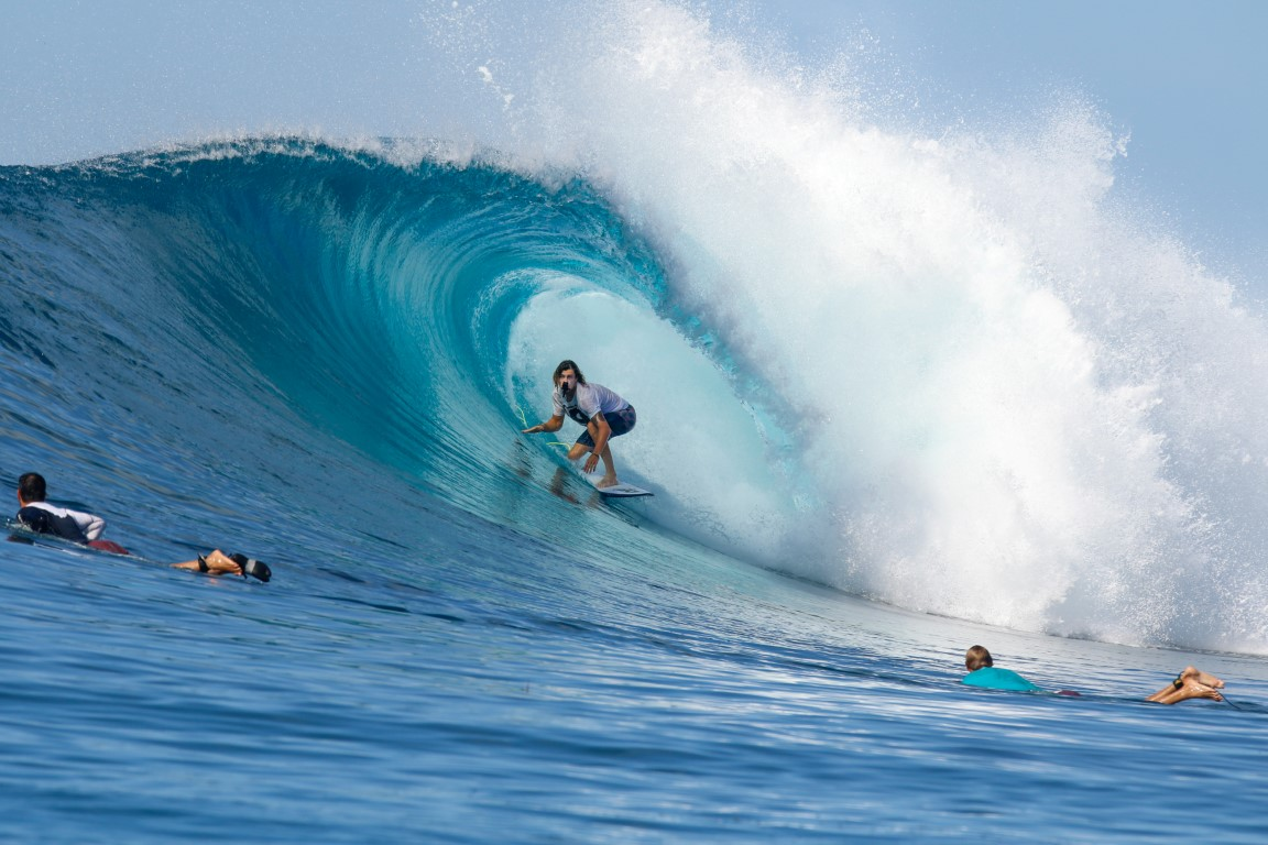 Get the barrel of your life in the Mentawai