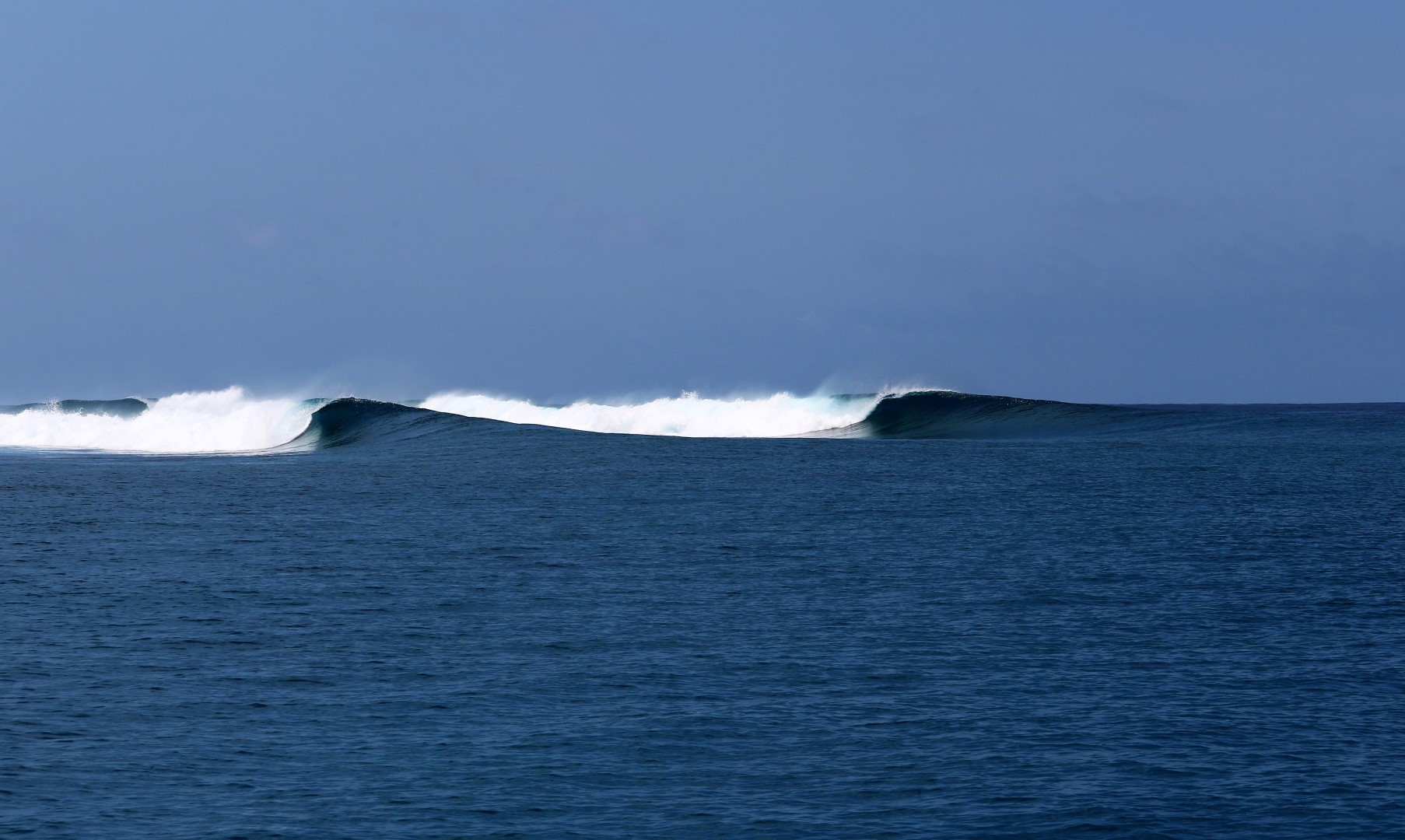 You could score the wave of your life in the Maldives. – Nathu
