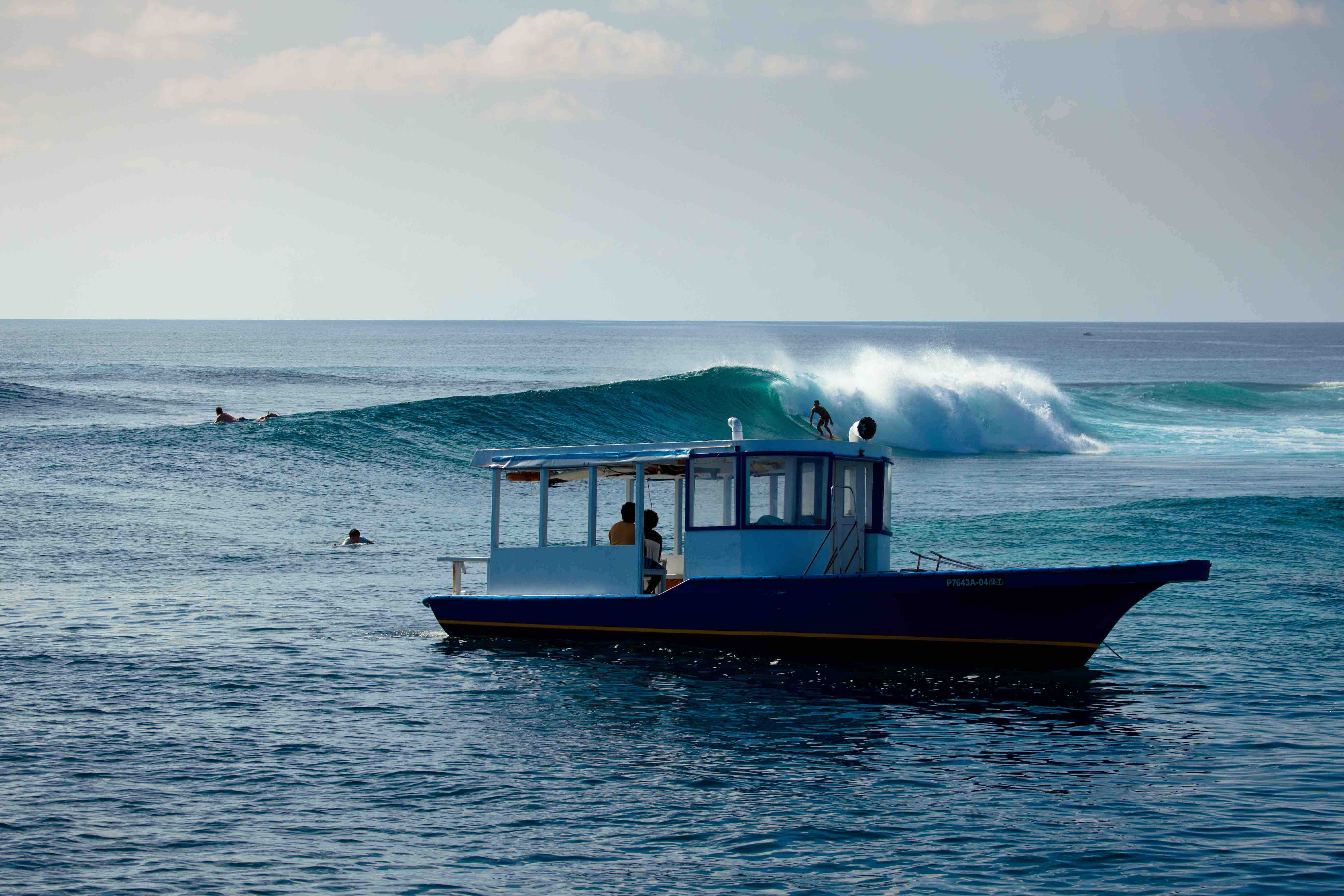 Riptides reef offers variety nearby