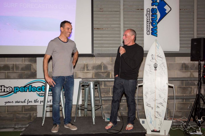 Ben Macartney and Nick Carroll. -– Photo Christie.