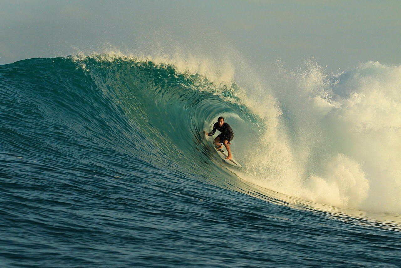 "Indian Ocean Swell Report: ""Better to burn out than to fade away"