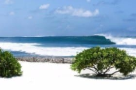 Kandooma Surf Resort, Maldives