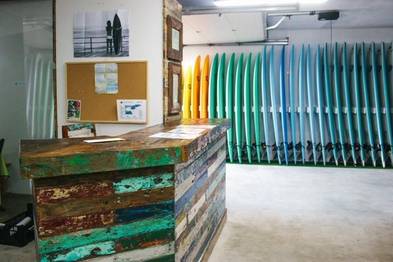 Surfers Lodge Peniche, Portugal