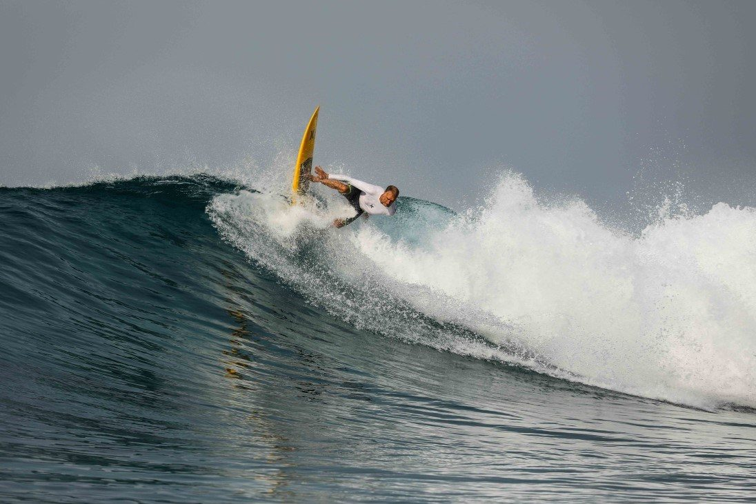 Barton Lynch, Bob McTavish and 2 Magnificent Weeks Surfing in the Maldives: May 2017