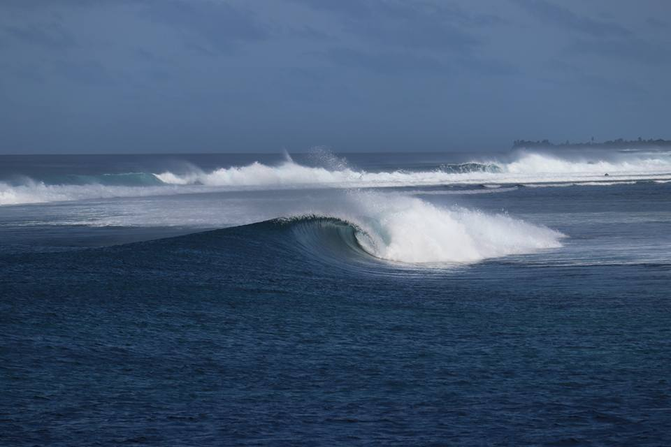 Flawless perfection down in the The Central Atolls on August 20