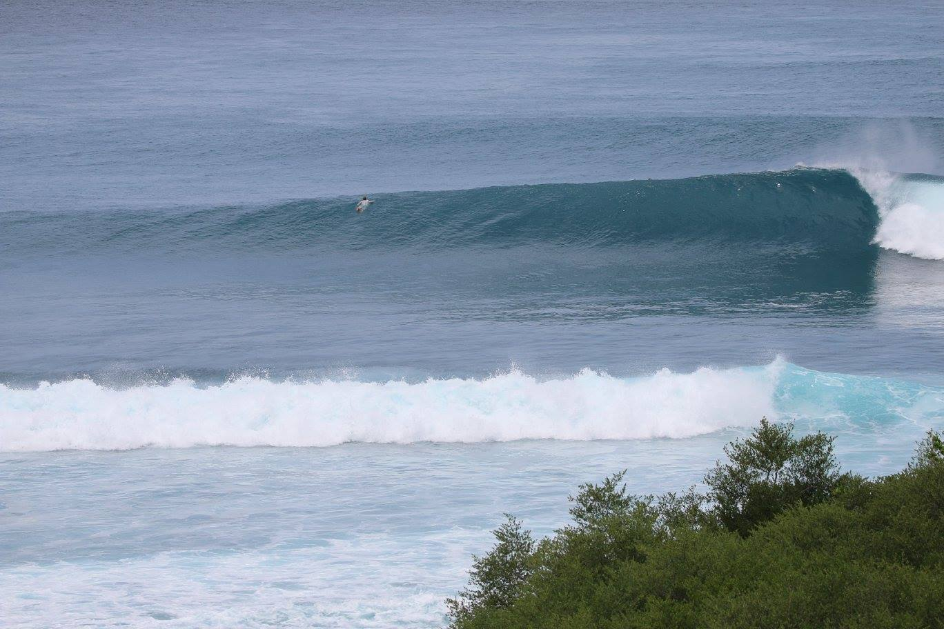 Cokes uncrowded and pumping on August 22. Photo TPW.