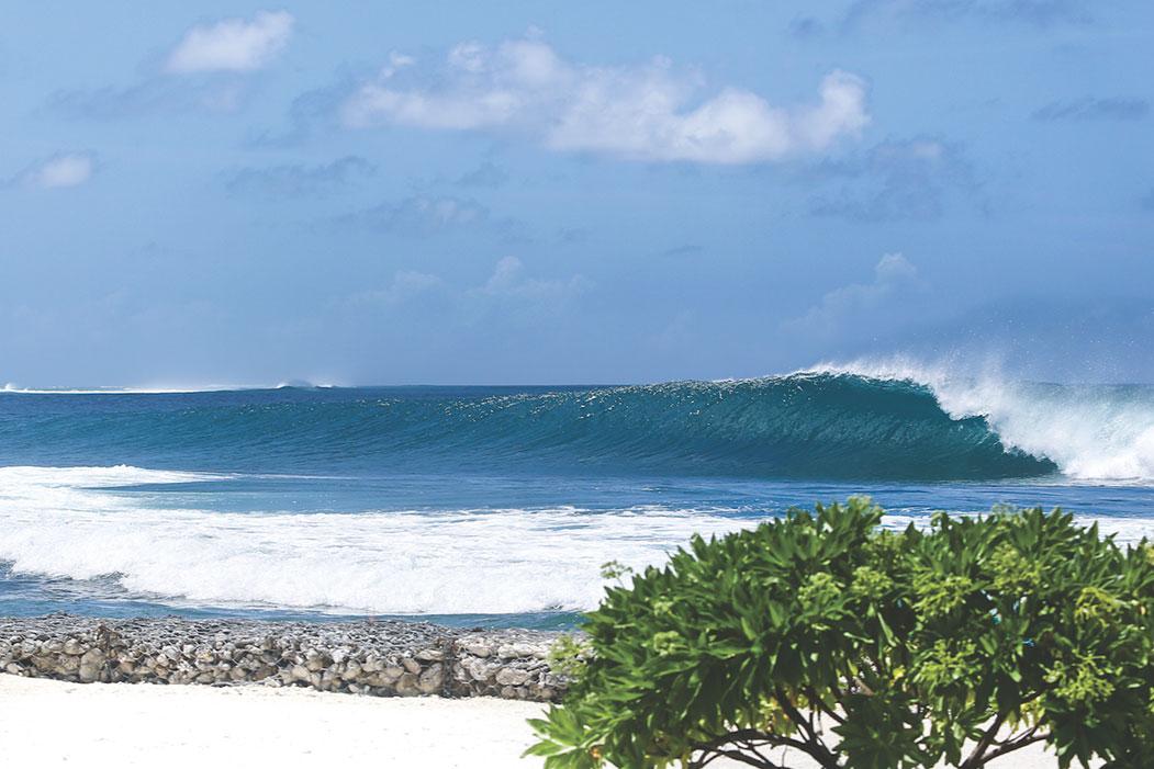 Kandooma Surf Resort