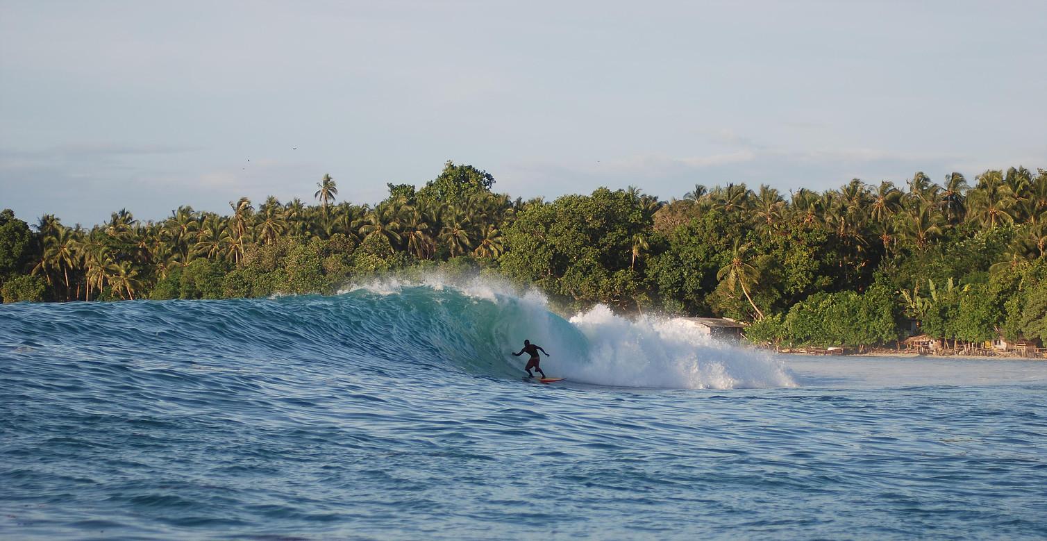 Nusa Island Surf