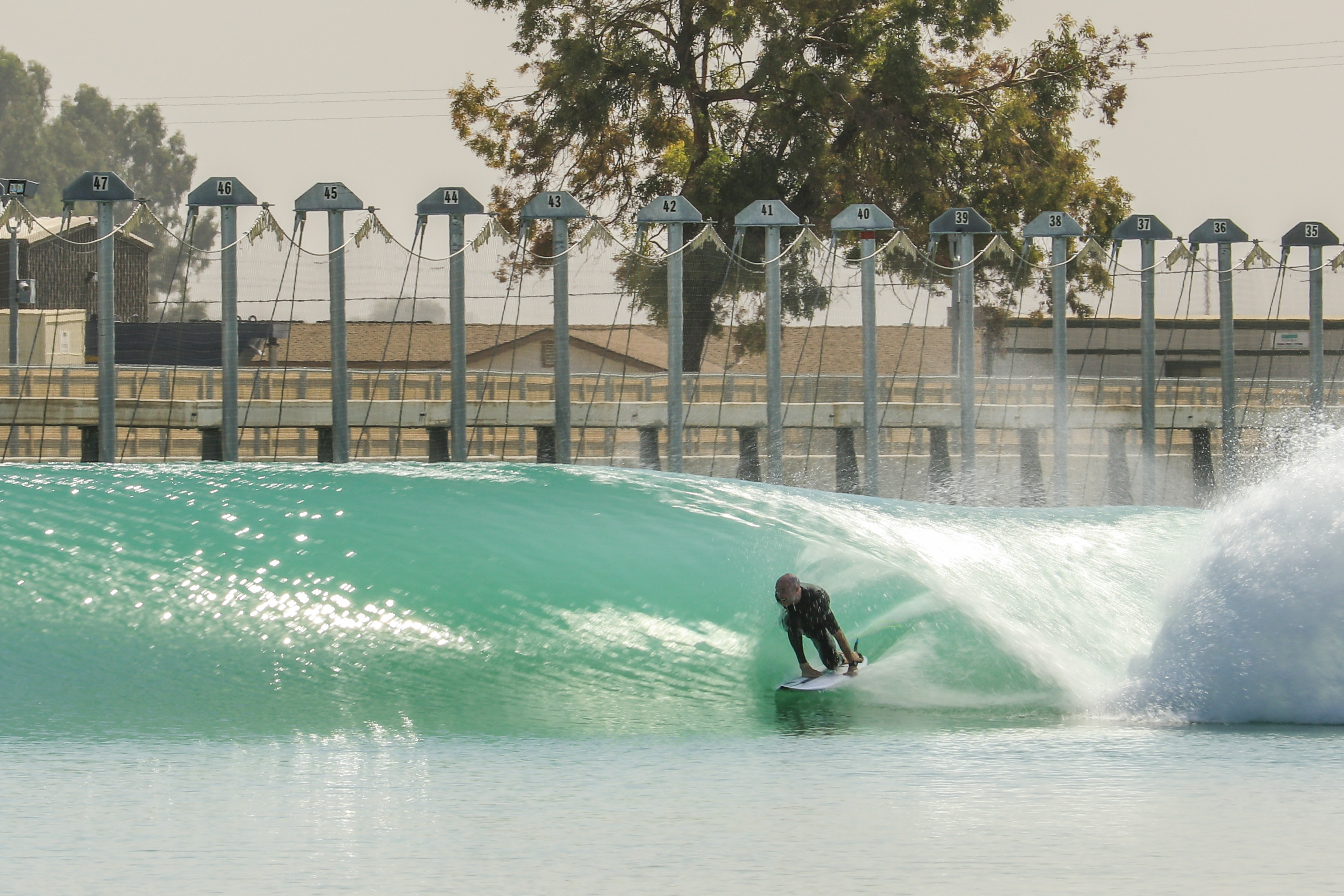Kelly Slater Wave Pool Surf Ranch