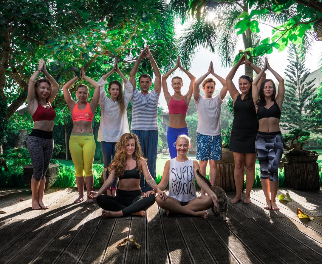 yoga at s resorts bali