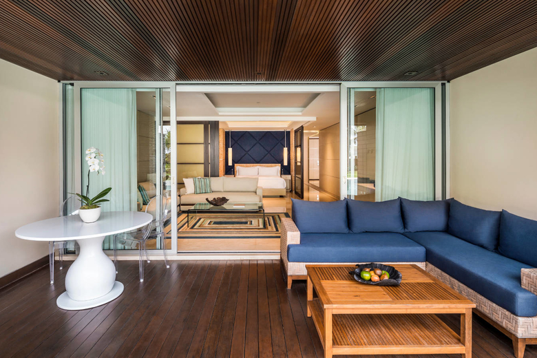 Two-Bedroom Seaview Residence