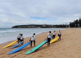 Manly Surf School Sydney