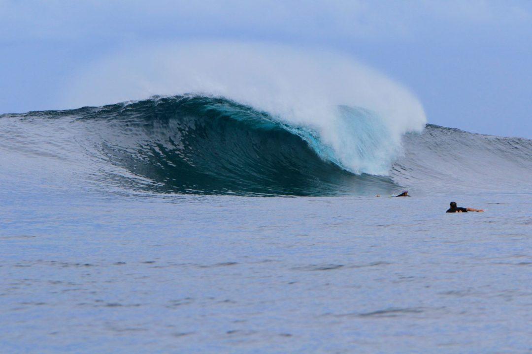 Bawa surf spot