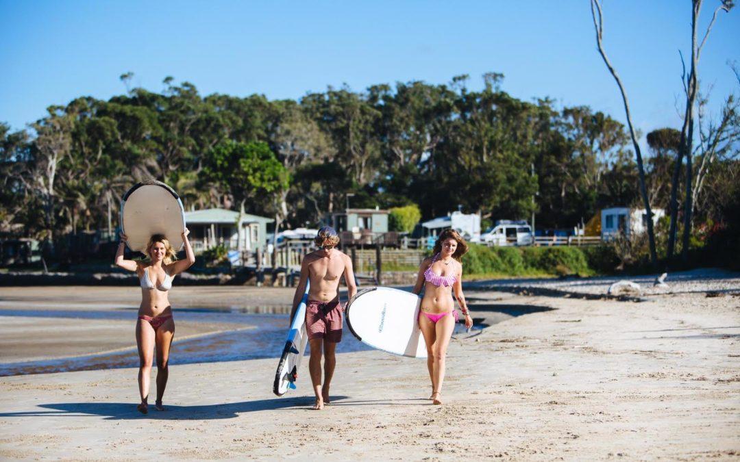 MojoSurf Tours SpotX Surf Camp Australia