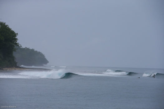 The Dream Banyaks surf charter