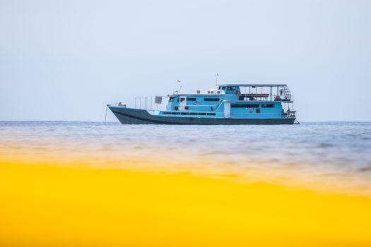 The Dream - Banyaks surf charter