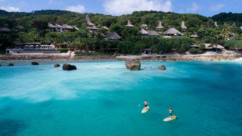 Nihi Sumba Surf Resort