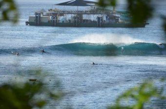 surfing playgrounds nusa lembongan