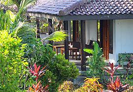 Ombak Indah Surf Resort Krui Sumatra