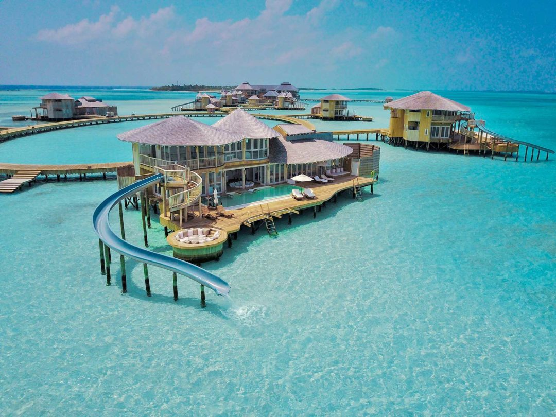 Soneva Jani Maldives surf resort