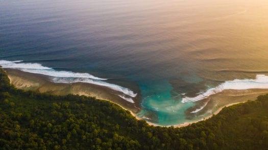 King Millenium 2 Mentawai boat charter