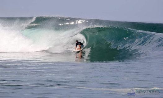 Nusa Dewata Mentawai surf charter